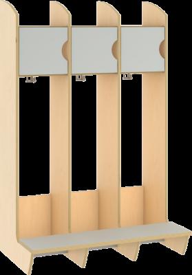 Rydd garderobesystem