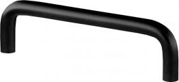 Håndtak i matt sort, 96 mm