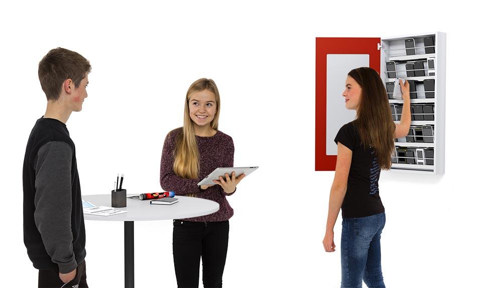 Mobilhotell –bestillingsskjema